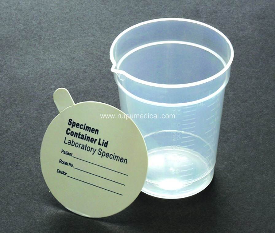Sample Container with lid