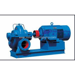 Customized Supplier for for Submersible Non-clog Sewage Pump S single stage double suction centrifugal pumps supply to French Polynesia Suppliers