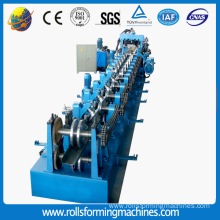 Good Quality for Purline Roll Forming Machine C Z Adjustable Purlin Roll Forming Machine export to Bermuda Manufacturers