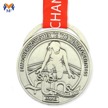 Best quality custom race running medals