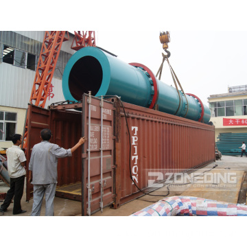 High Efficient Industrial Sand Rotary Drum Dryer
