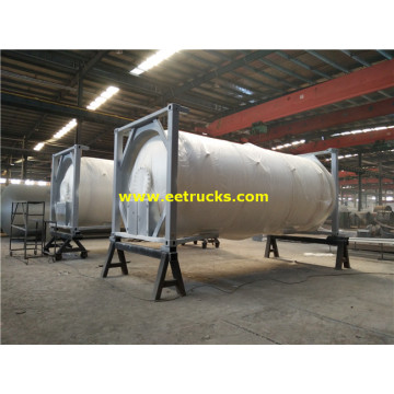 30feet 40cbm LPG Tank Sealed Containers