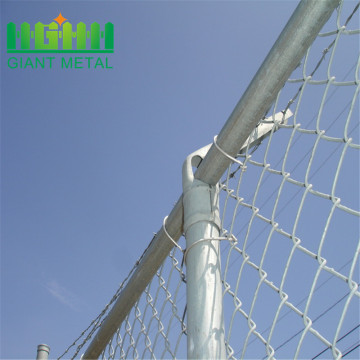 Diamond Hole Netting 2x2 Chain Link Fence