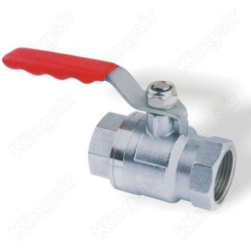 Lead Free Brass Ball Valve with Drain