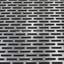 Profile Holes Perforated Metal Screen