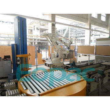 Fully Automatic Stretch Film Wrapping Machine