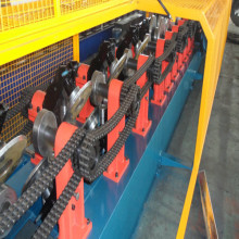 Manufactur standard for C/Z/U Purlin Making Machine CZU steel purlin frame roll forming machine supply to United States Manufacturers