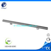 6W low power waterproof led wall washer