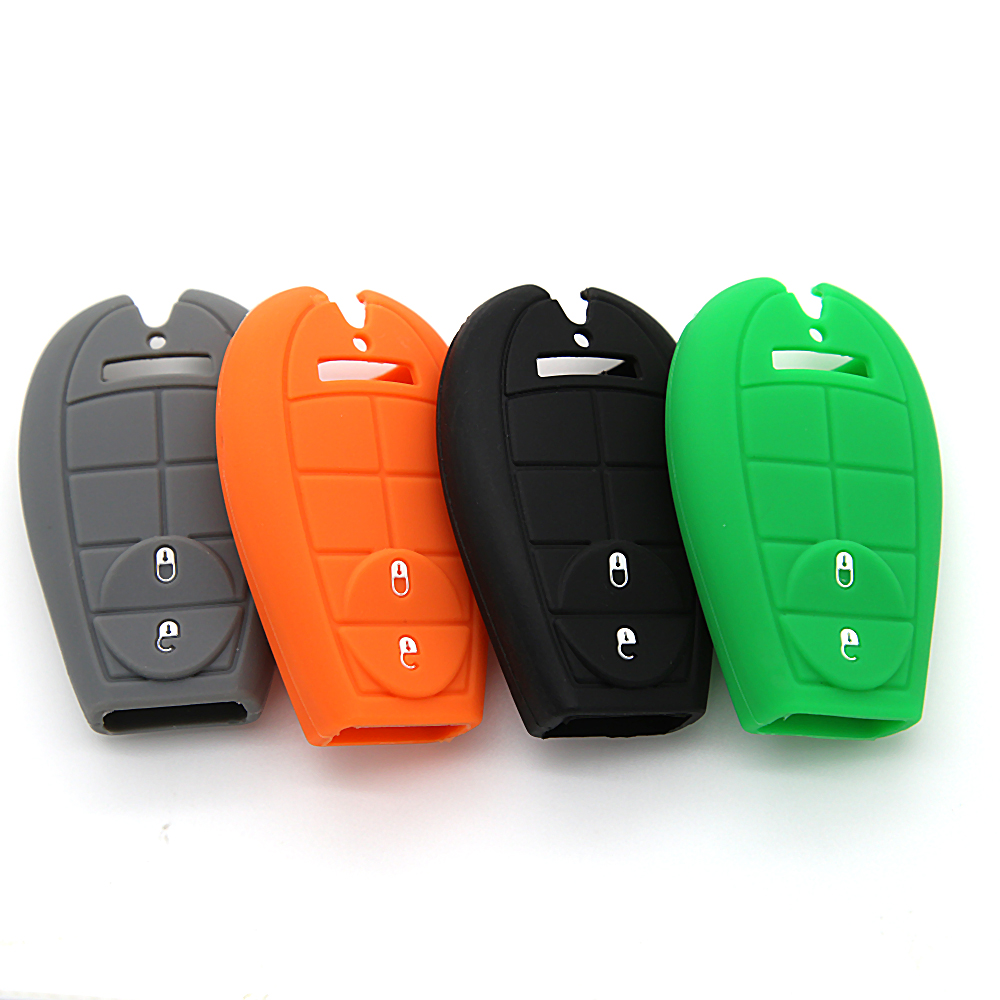 Silicone Folding Car key case