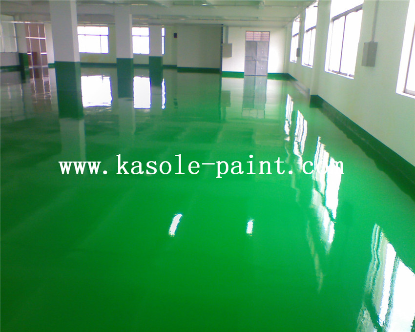 epoxy self-leveling flooring