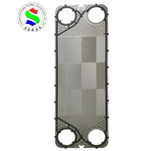 Success new condition M20M heat exchanger titanium plate