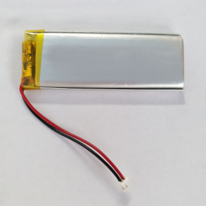 632670 1300mah hargeable lithium battery 3.7v
