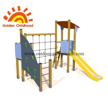 Flour Bridge Outdoor Playground Equipment For Children
