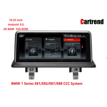 BMW E81 E82 E87 E88 Android navigation