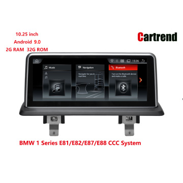 BMW E81 E82 E87 E88 E navigation Android