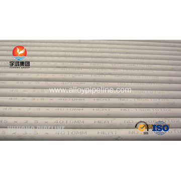 ASME SA213 TP321 Seamless Tube