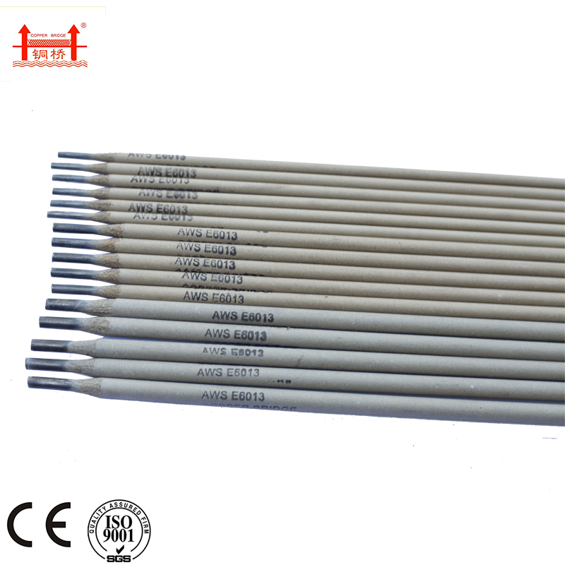 Carbon steel welding electrode AWS E6010 2.5mm