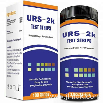 MDK Glucose Test Strips For Urine To Analysis