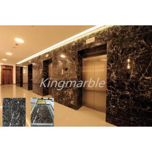 Professional for Pvc Shower Wall Marble Panel Sale High Glossy Marble Look Interior Decoration Uv Panel supply to Samoa Supplier
