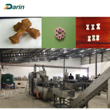 Pet Chewing Snack Extrusion Machine