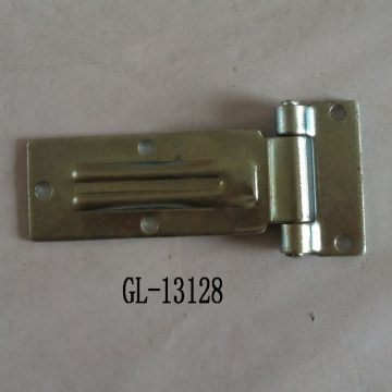 China for Truck Locks Latches Cargo Bar Hinge With Zinc Plated Steel supply to Sudan Suppliers