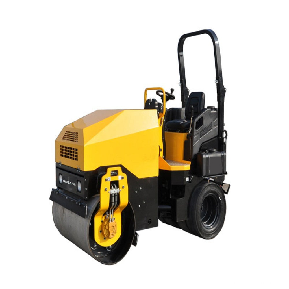 1 ton mini road roller compactor
