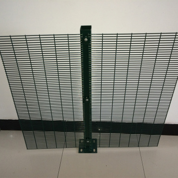 Hot-dipped Galvanized 358 Mesh Fence