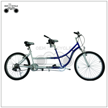 26 Inch city style tandem bike