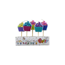 Decorative walmart happy birthday candle