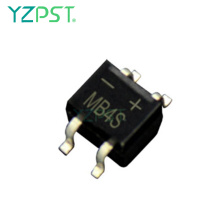 MB4S single phase bridge rectifier dc rectifier