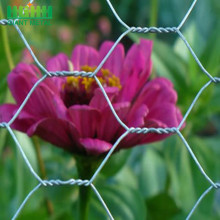 Woven PVC Coated Hexagon Gabion Fence