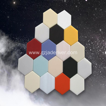 Artificial Stone Countertop Pure Acrylic Sheet