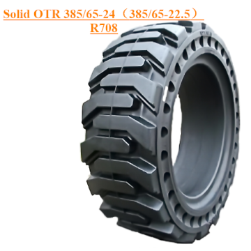 Industrial OTR Solid Tire 385/65-24(385/65-22.5)R708