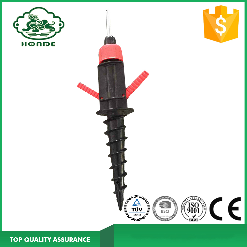 plastic ground screw