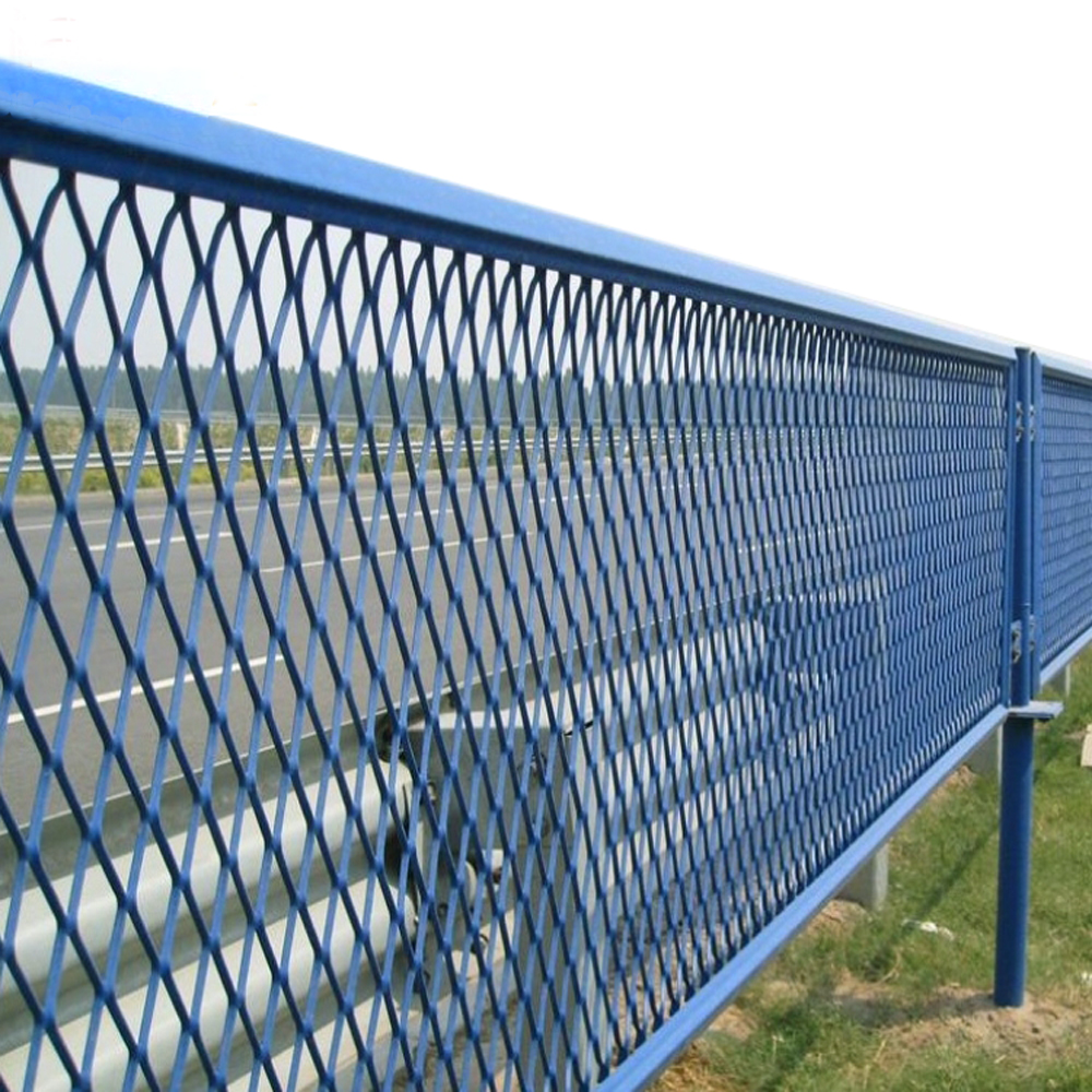 Highway Expanded Anti Glare Fence Netting