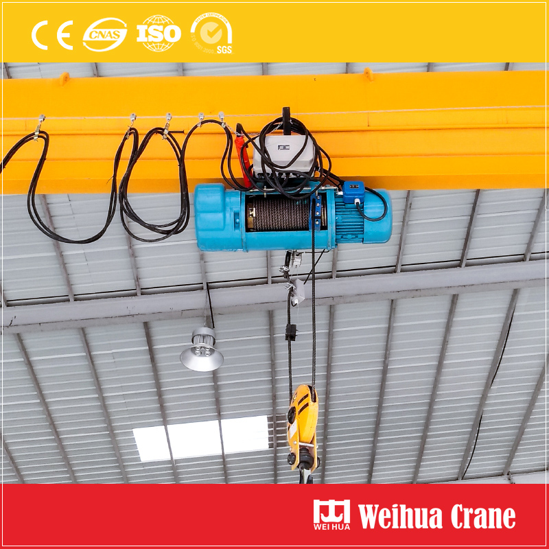 Single Girder Electric Overhead Crane