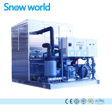 High Quality for Industrial Plate Ice Machine Snoworld 10T  Plate Ice Machine supply to China Macau Manufacturers