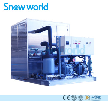 Snow world 10T  Plate Ice Machine