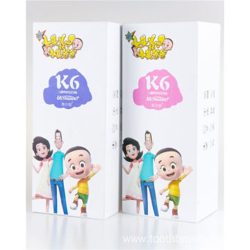 Kids Electric Toothbrush with Ce Aprroved