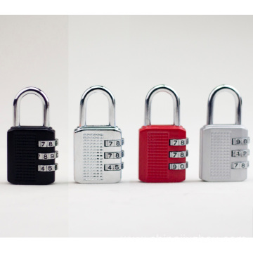 Travel Cheaper Padlock With color