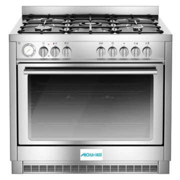 90cm Single Cavity Dual Fuel Range Cooker
