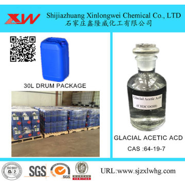 Glacial Acetic Acid For Vinegar Production