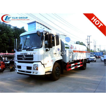 2019 HOT Dongfeng Tianjin High Pressure Flushing Truck