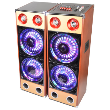 Professional active mid range stage speaker