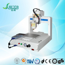 Dual Table Glue Dispensing Machine For Epoxy Resin