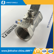 new products irrigation long working life GB stainless steel ball valve