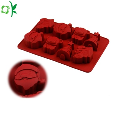 FDA Christmas Silicone Soap Mold for Sale
