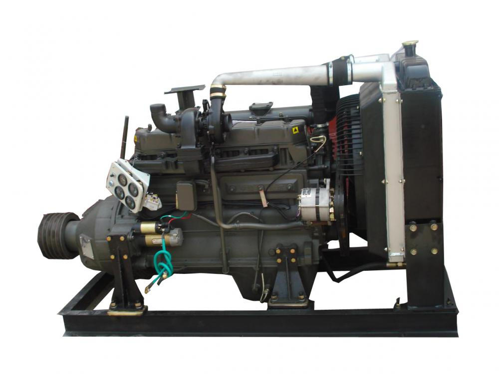 R6105ZP Water Pump Diesel Engine With PTO Shaft