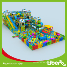 Large indoor amusement playground