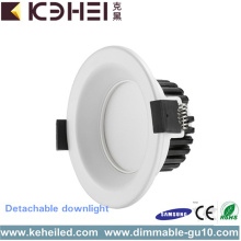 Good Quality for White / Black 3.5 Inch LED Downlights, LED Downlights Recessed Lighting Manufacturer in China 3.5 Inch LED Downlights Commercial Lighting CE export to Suriname Importers